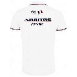 Polo Arbitre FFVRC